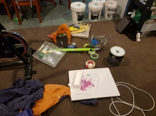 Our messy selection of tools